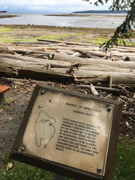 Kanaka bay sign